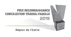 Prix reconnaissance conciliation travail-famille 2015